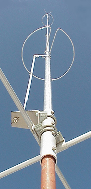 Wolf Radio com CB, Ham, Pirate Radio Antennas [CB Antenna]